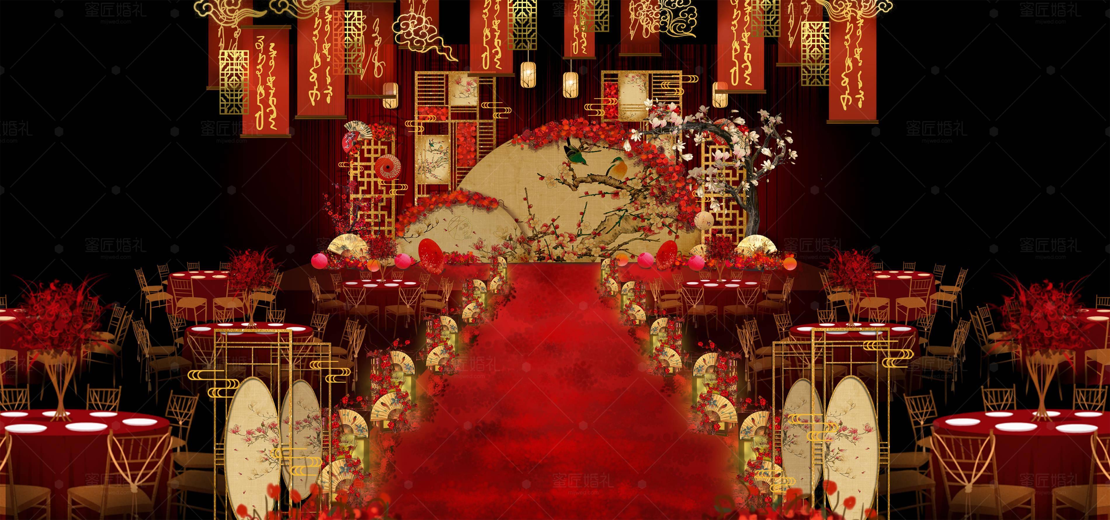 长垣县婚礼策划方案:鹊悦1