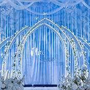 哈尔滨婚礼策划方案:塞尔比教堂