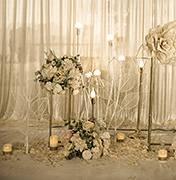 桑植县婚礼策划方案:莫兰迪色调