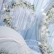 万载县婚礼策划方案:金属铁艺
