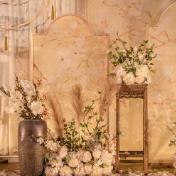 汨罗婚礼策划方案:屏风
