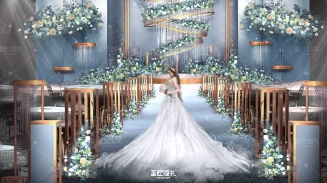江华县婚礼策划方案:臻爱1
