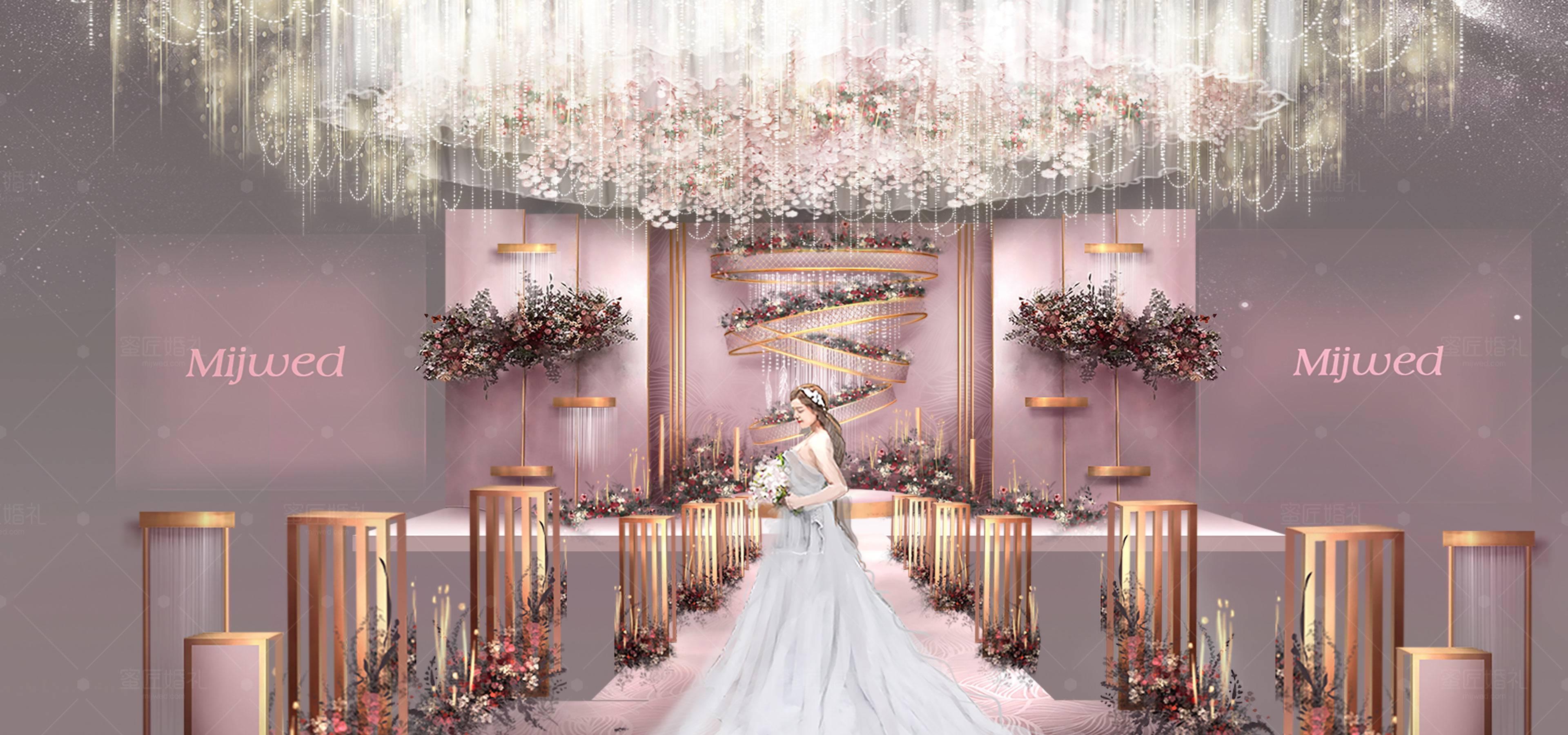 荆州市婚礼策划方案:臻爱1