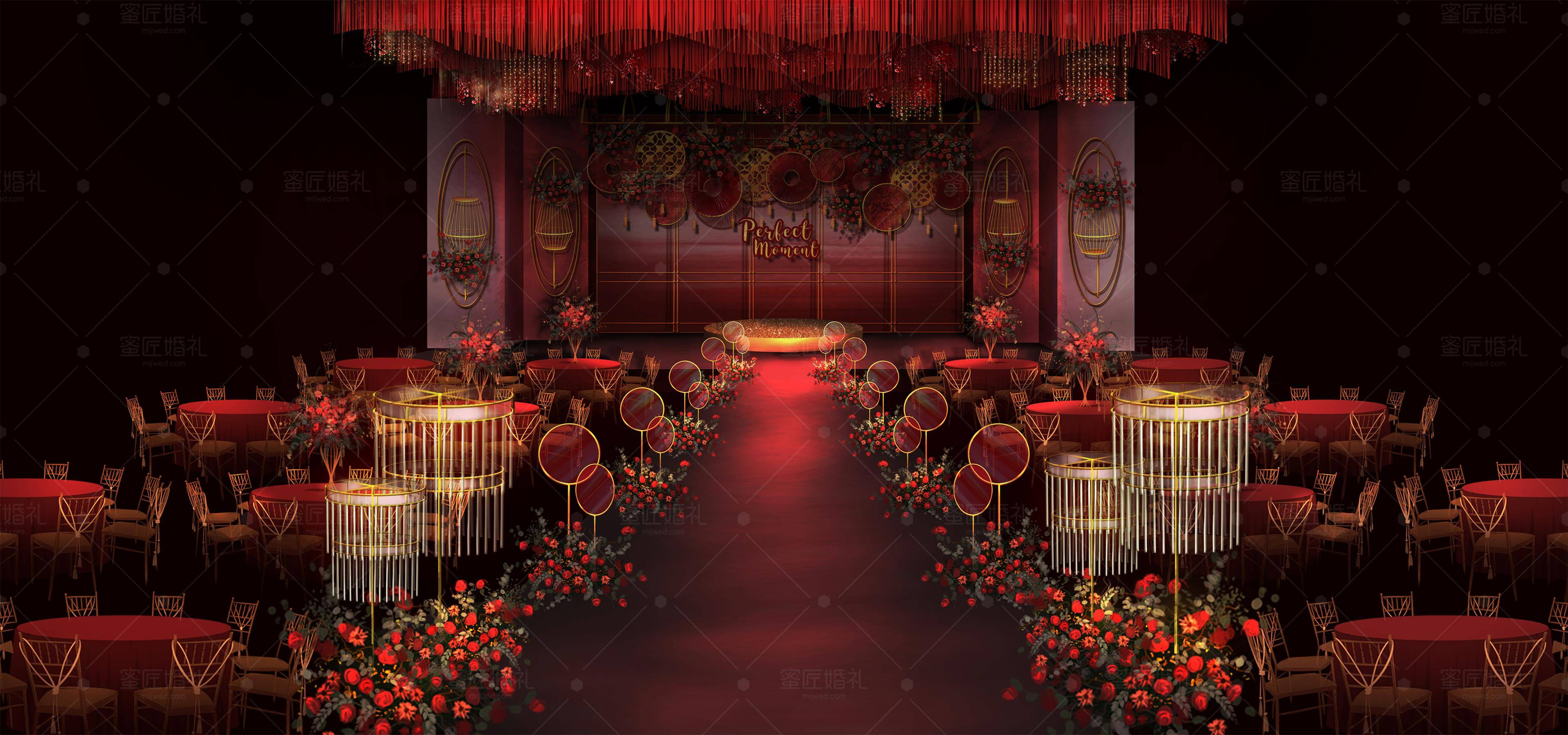 江华县婚礼策划方案:完美时刻1