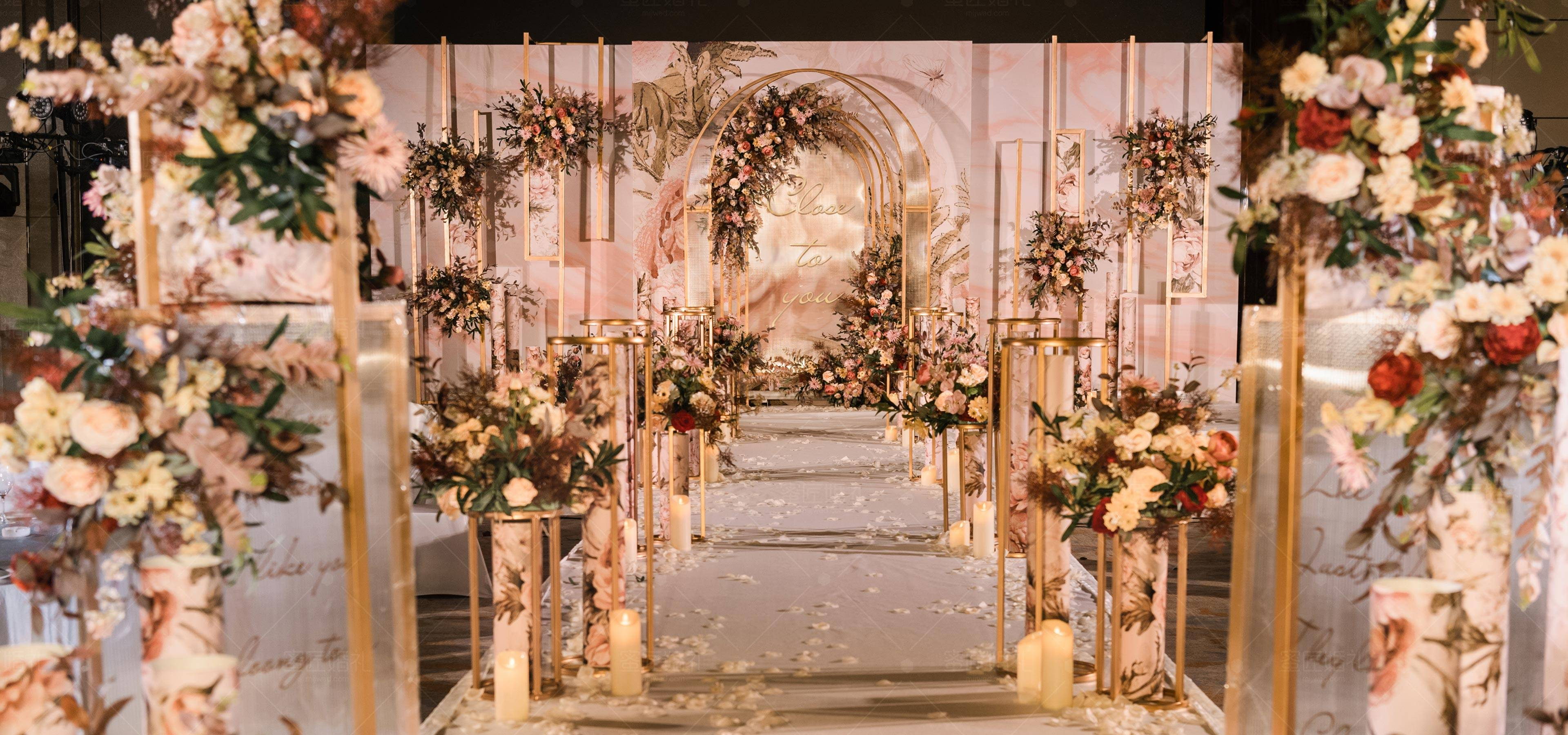 麻城婚礼策划方案:靠近你1