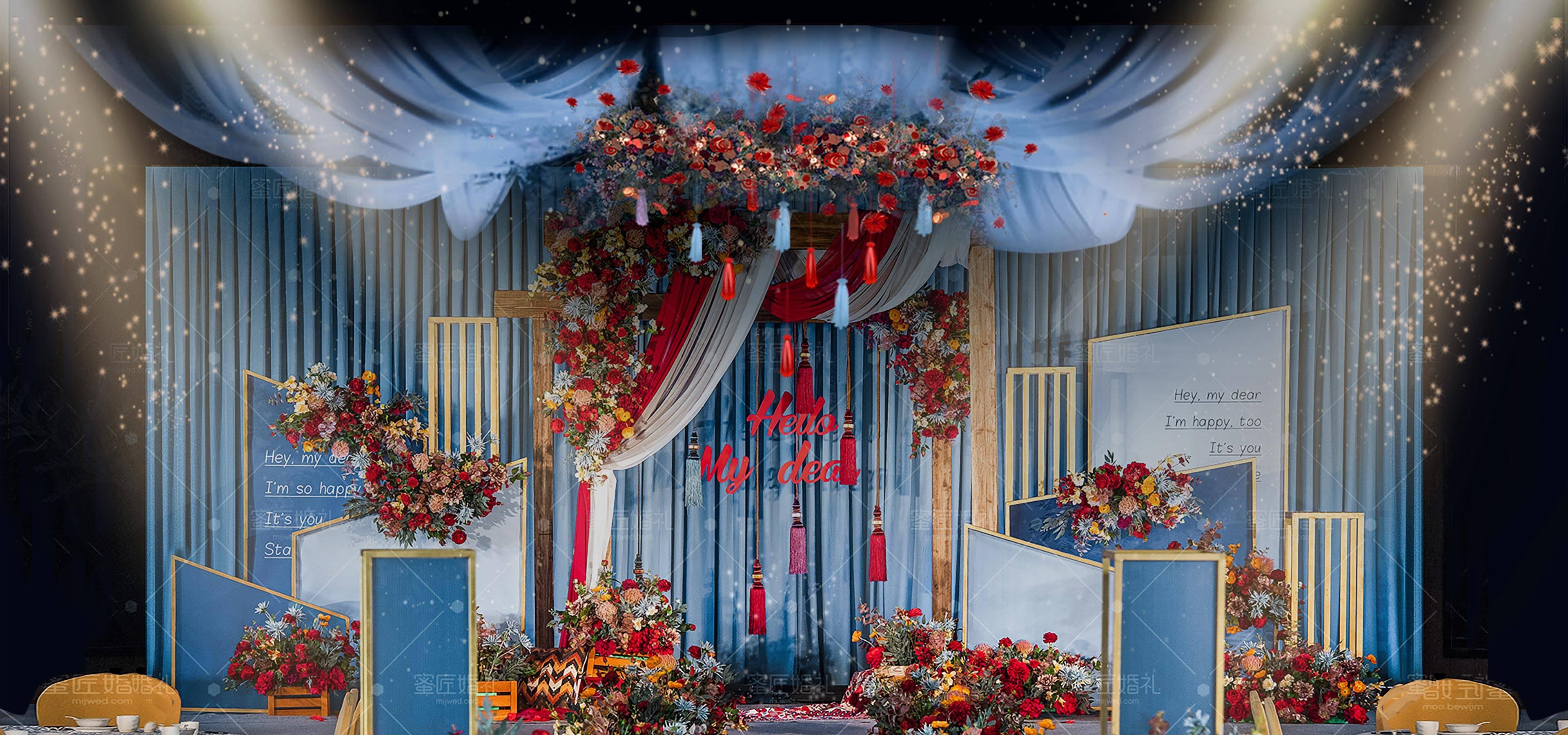 长沙婚礼策划方案:情迷土耳其1