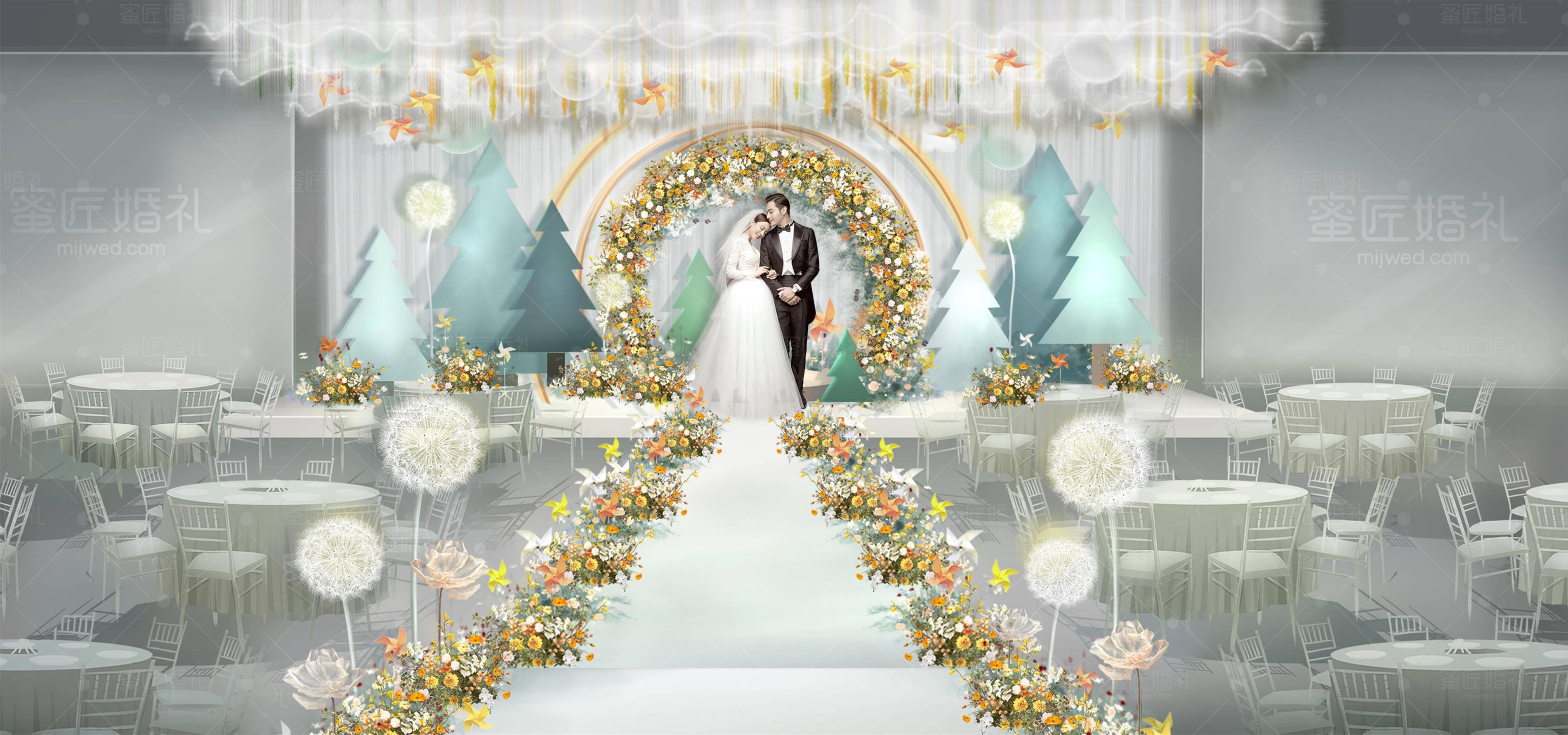 郴州市婚礼策划方案:如风1