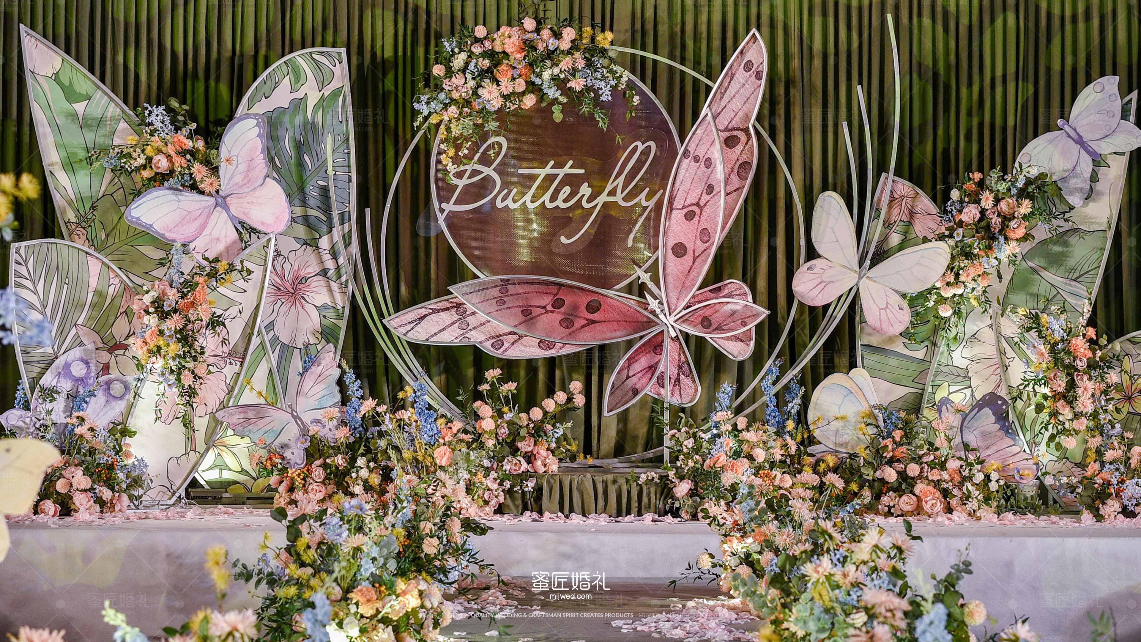 株洲婚礼策划方案:爱丽丝的花园