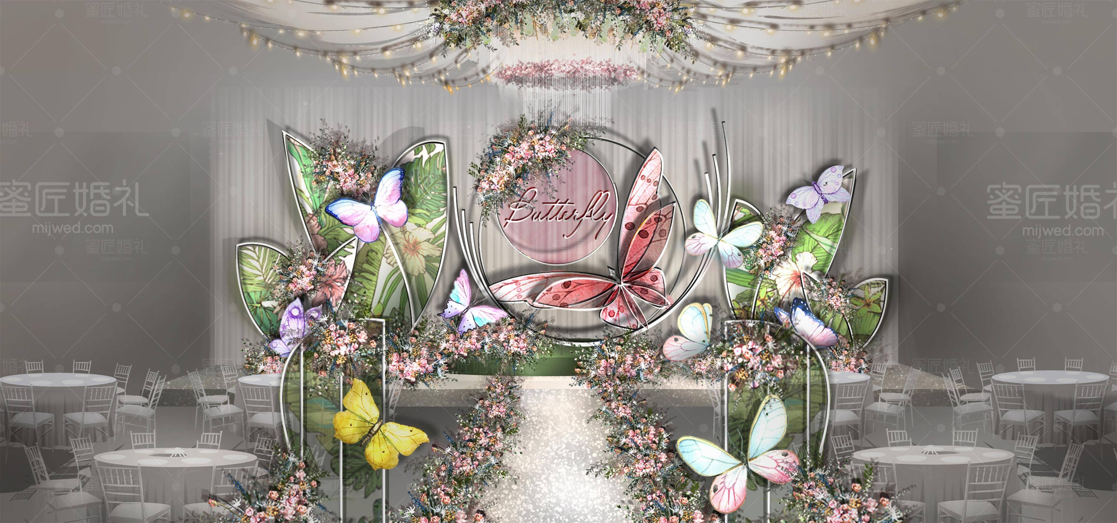 汉寿县婚礼策划方案:爱丽丝的花园1