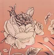 海宁市婚礼策划方案:手绘玫瑰