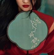 铅山县婚礼策划方案:十字海棠纹