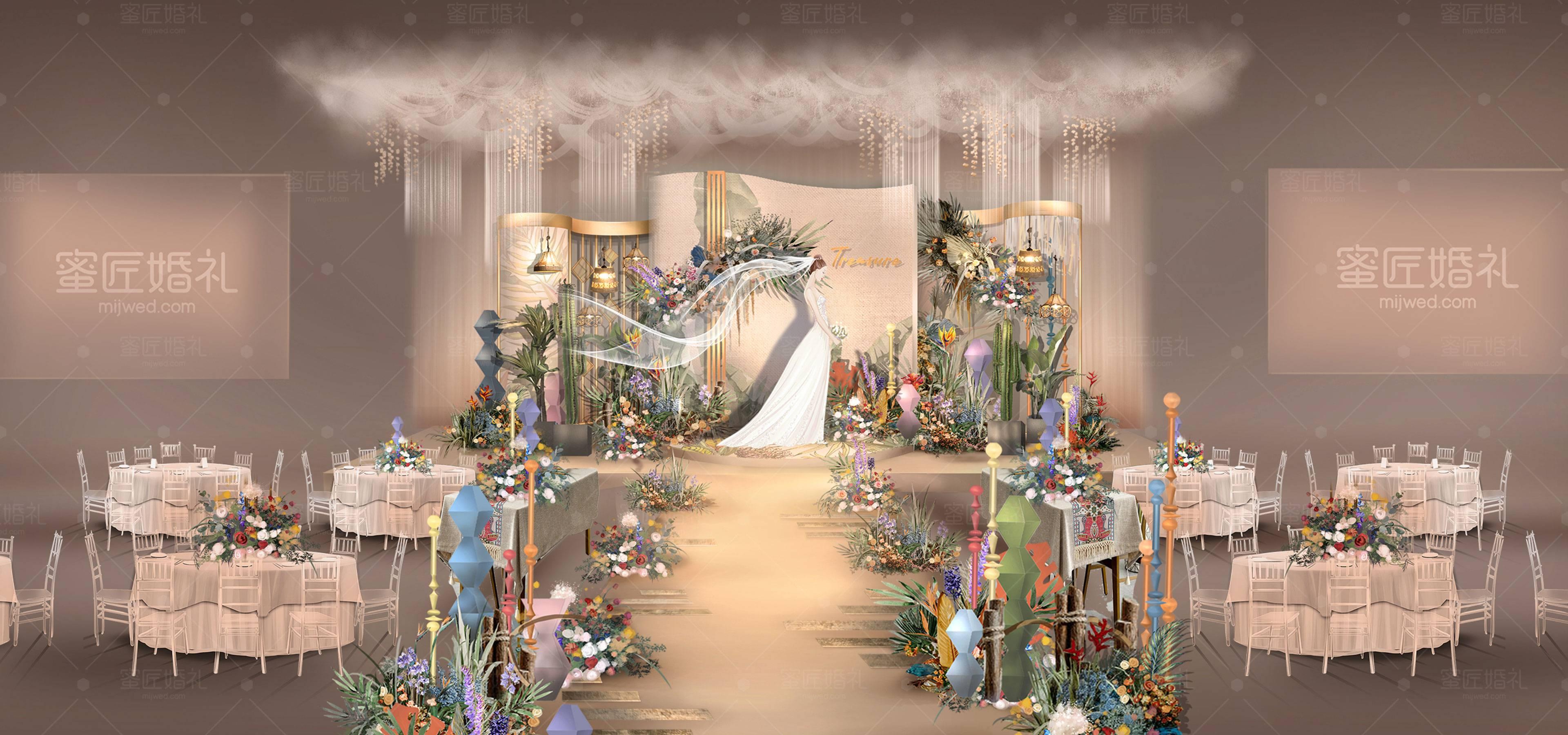 长沙婚礼策划方案:漫步哈瓦那1