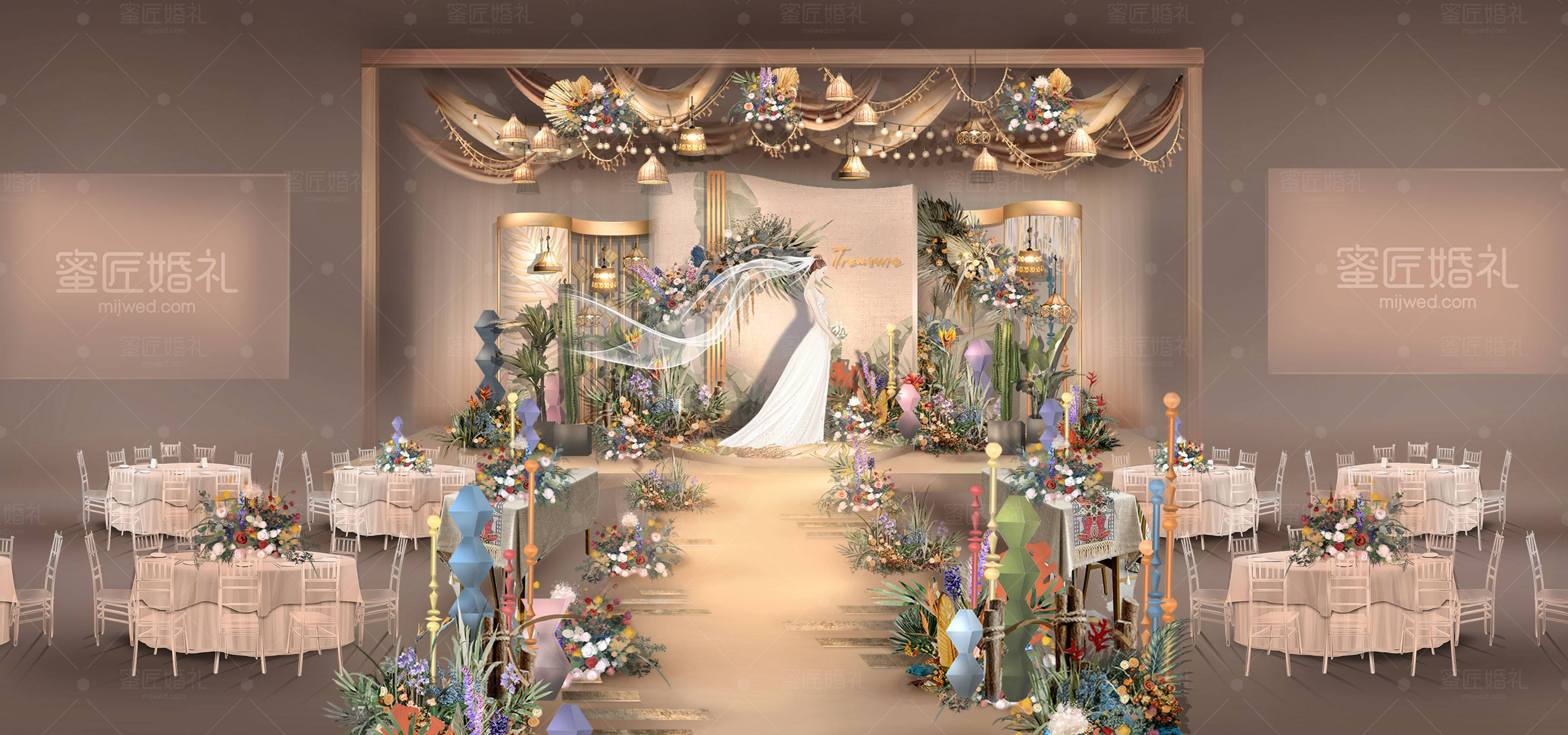 高安市婚礼策划方案:漫步哈瓦那1