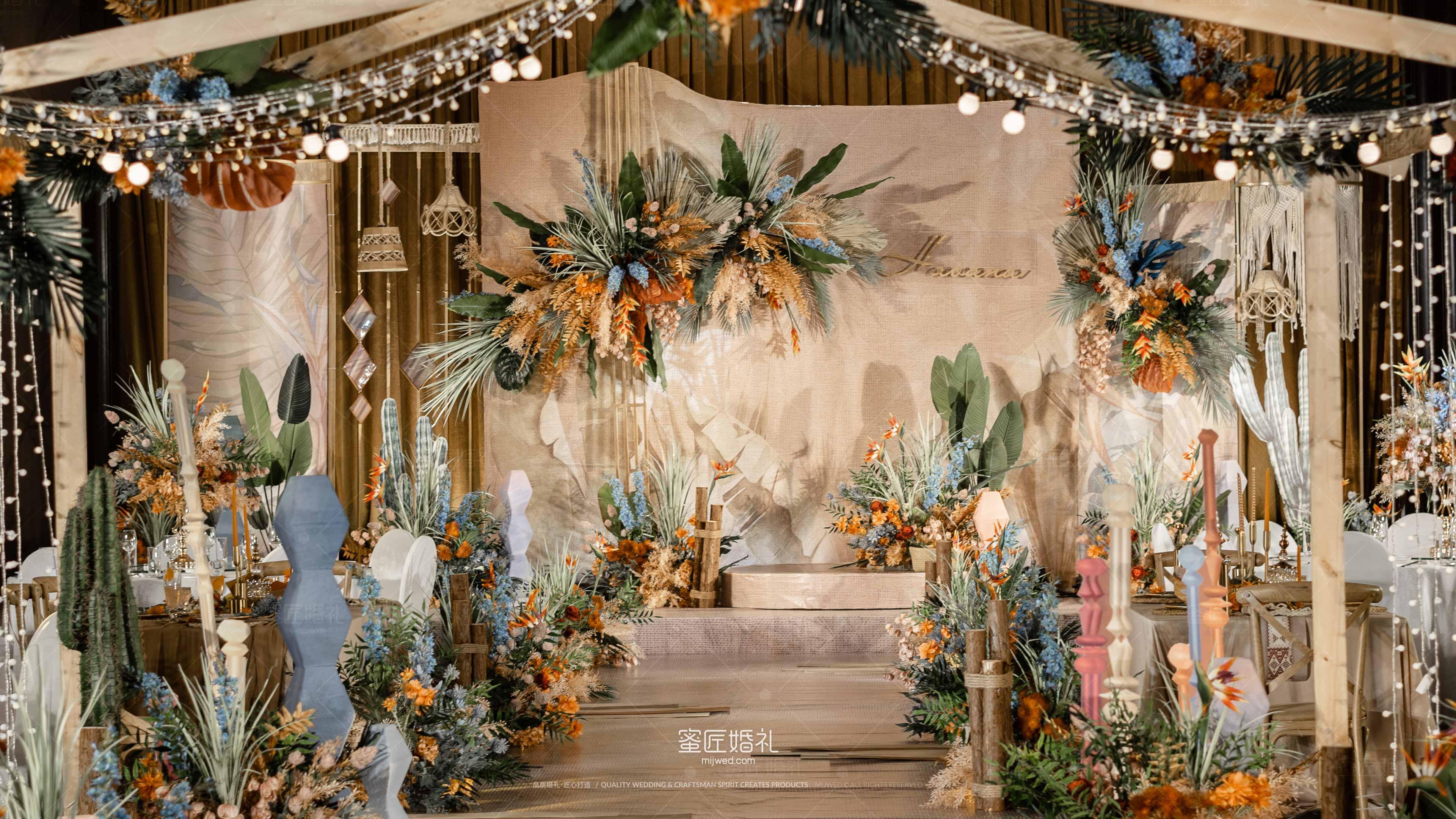 长沙婚礼策划方案:漫步哈瓦那