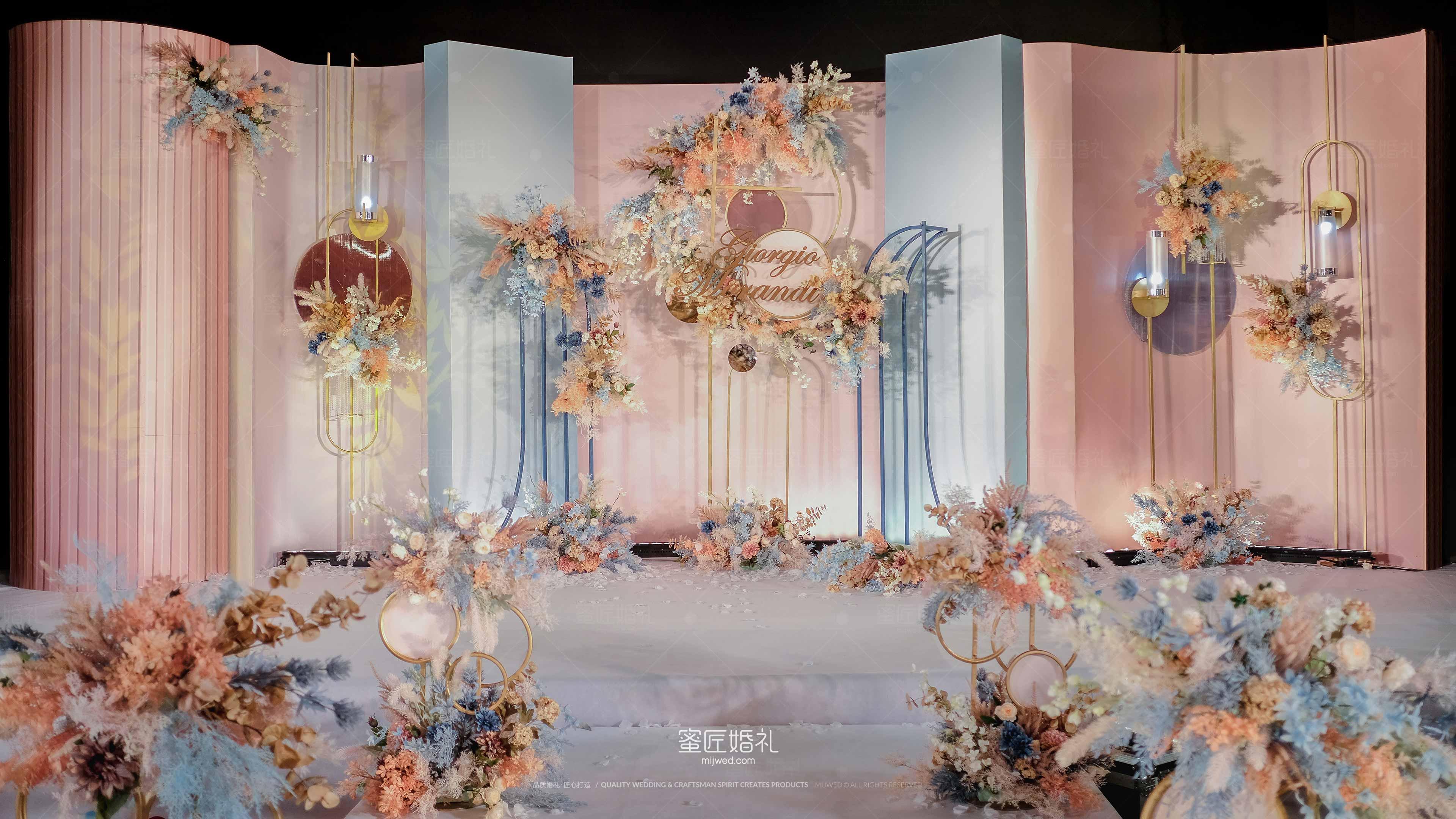 长沙婚礼策划方案:莫兰迪爱情哲学